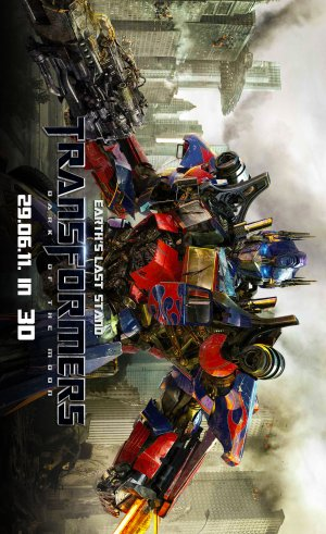 Transformers: Dark of the Moon 1565x2560
