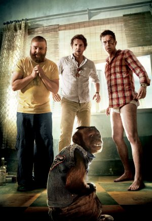 The Hangover Part II 3434x5000