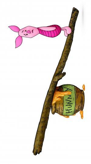 Winnie Puuh 2790x5000