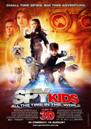 Spy Kids 4: All the Time in the World 1796x2561