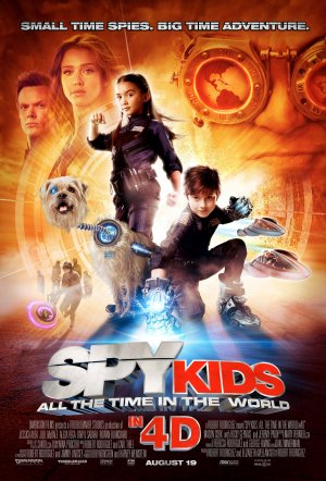 Spy Kids 4: All the Time in the World 2712x4000