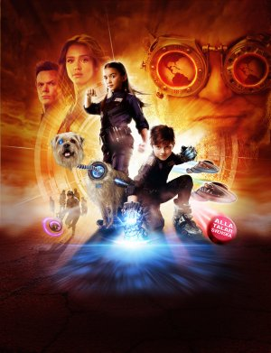 Spy Kids 4: All the Time in the World 2000x2606