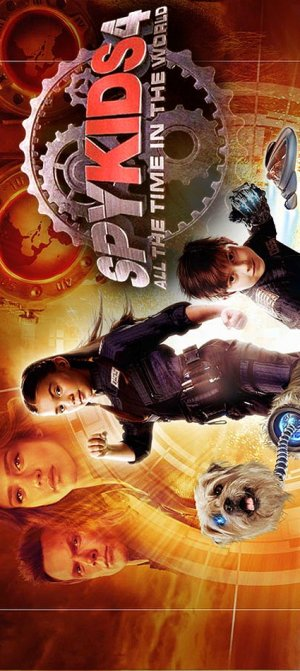 Spy Kids 4: All the Time in the World 425x950