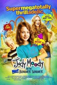 Judy Moody und der voll coole Sommer poster