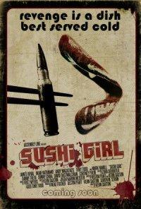Sushi Girl poster