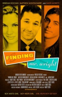 Finding Mr. Wright poster