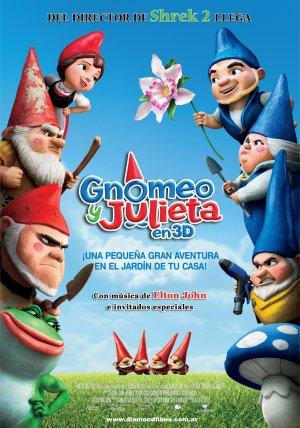 Gnomeo & Julia 1241x1772