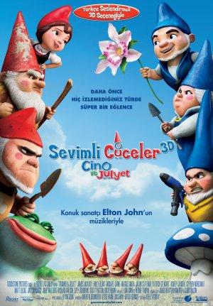 Gnomeo & Julia 3478x5000