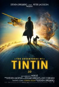 The Adventures of Tintin poster