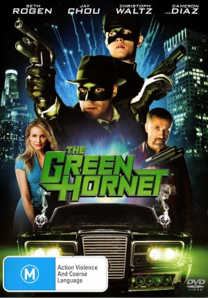The Green Hornet 1992x2845