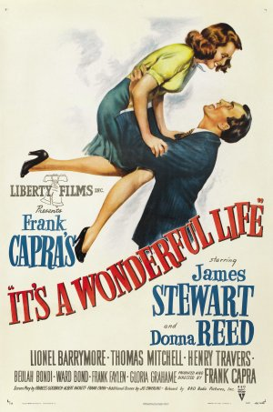 It's a Wonderful Life Theatrical poster