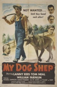 My Dog Shep poster