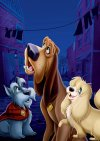Lady and the Tramp Textless