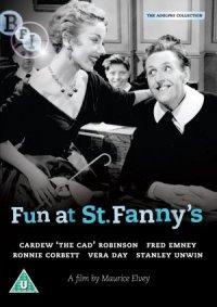 Fun at St Fanny's poster