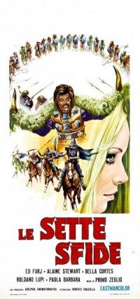 The Seven Revenges poster