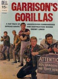 Garrison's Gorillas poster