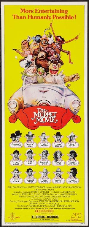 Muppet-elokuva 1184x3000