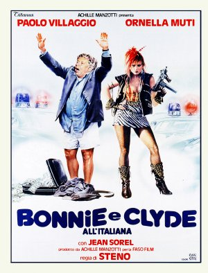 Bonnie e Clyde all'italiana Poster