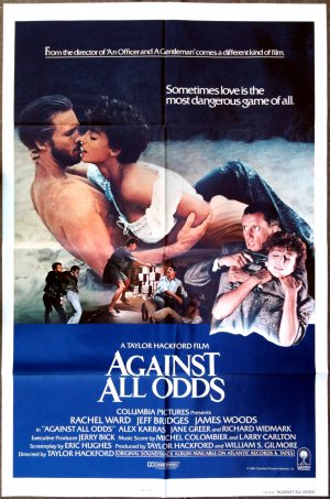 Against All Odds Poster