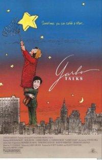 Garbo Talks poster