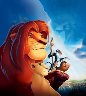 The Lion King 2838x3182