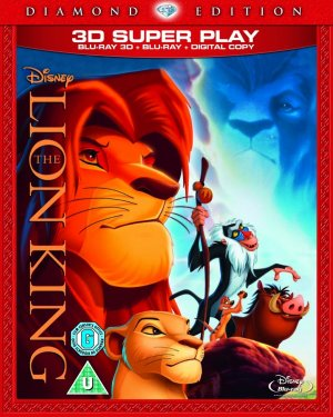 The Lion King 1198x1499