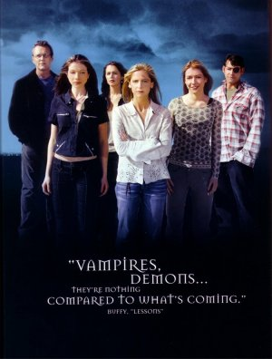 Buffy the Vampire Slayer 750x990