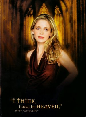 Buffy the Vampire Slayer 840x1131