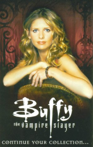 Buffy the Vampire Slayer 1032x1628