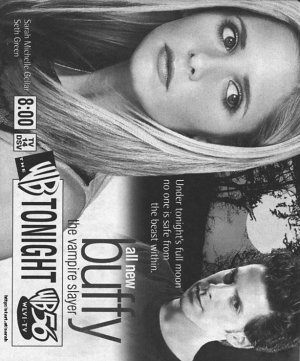 Buffy the Vampire Slayer 614x738