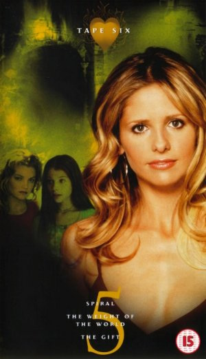 Buffy the Vampire Slayer 481x836
