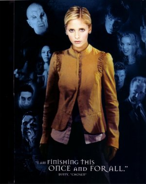 Buffy the Vampire Slayer 750x944