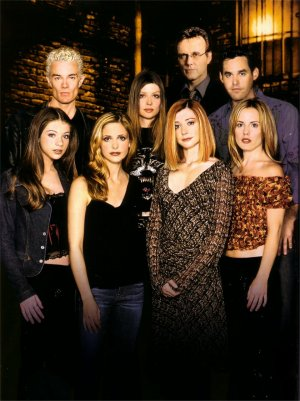 Buffy the Vampire Slayer 840x1123