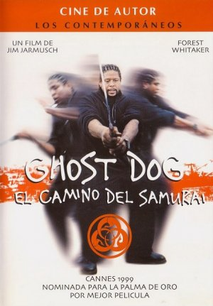 Ghost Dog: The Way of the Samurai 449x645