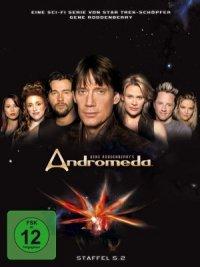 Gene Roddenberry's Andromeda poster