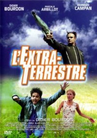 L'extraterrestre poster
