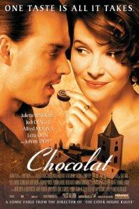 Chocolat... ein kleiner Biss genügt poster