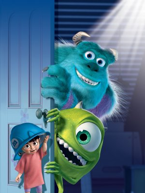 Monsters, Inc. 3755x5000