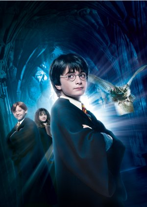 Harry Potter And The Sorcerers Stone Thai Movie Poster Ebay - Watch