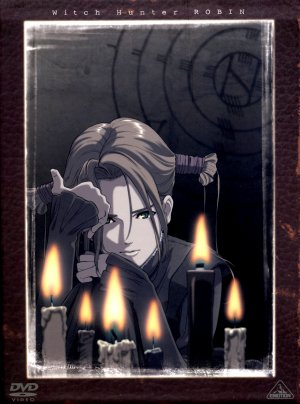 Witch Hunter Robin 3334x4494