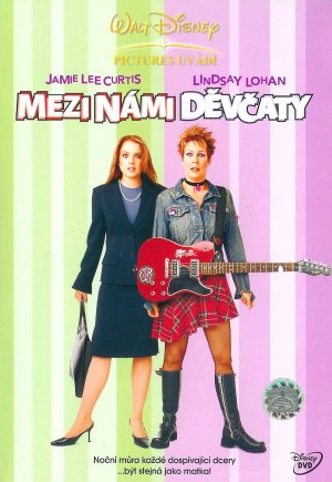 Freaky Friday Dvd cover
