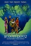 Scooby Doo 2 - Die Monster sind los poster