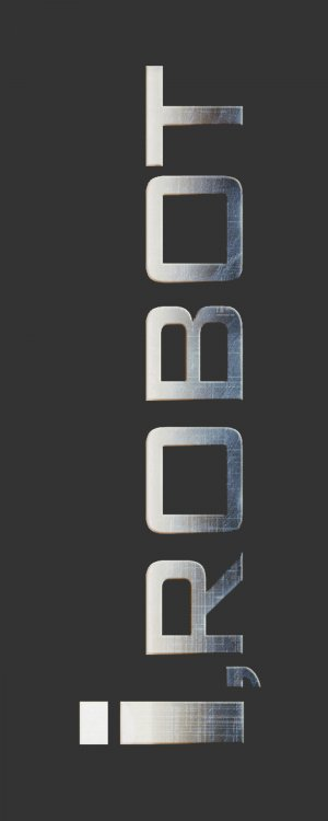I, Robot 2000x5000