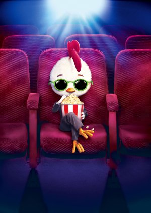 Chicken Little 3556x5000