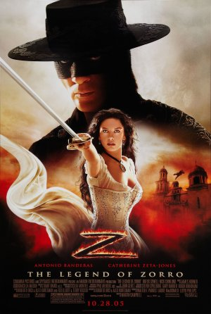 The Legend of Zorro Poster