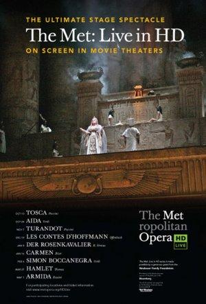 The Metropolitan Opera HD Live 474x700