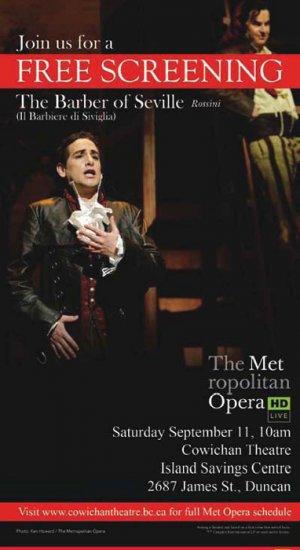The Metropolitan Opera HD Live 382x700