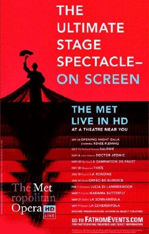 The Metropolitan Opera HD Live 446x700