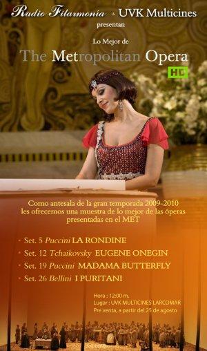 The Metropolitan Opera HD Live 500x846