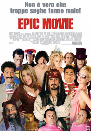 Epic Movie 500x715